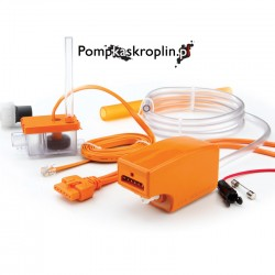 Pompka skroplin MINI ORANGE Silent +